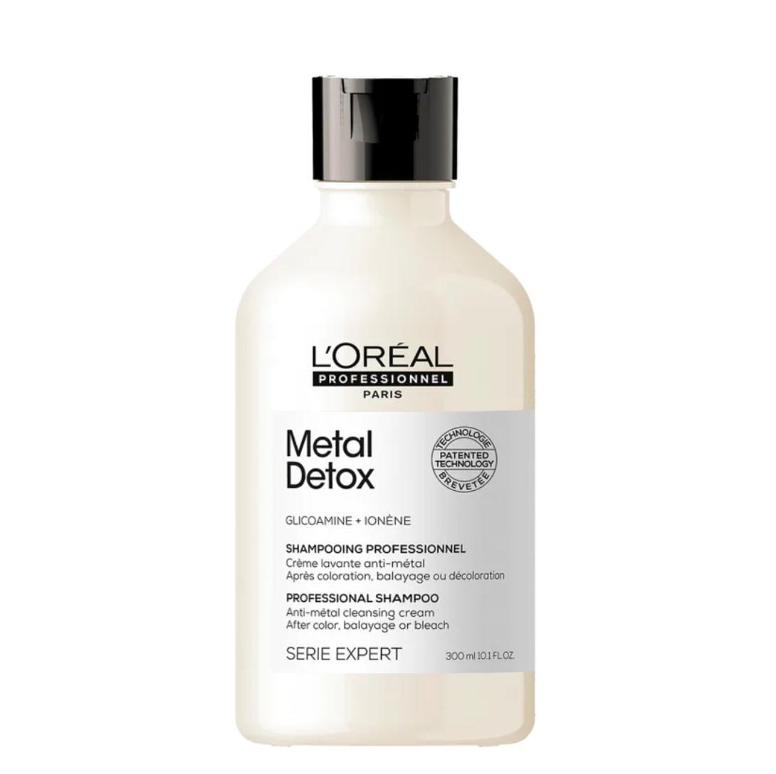 L'Oréal Professionnel Metal Detox - Shampoo 300ml