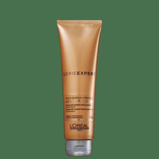 L'Oréal Professionnel Serie Expert Absolut Repair Gold Quinoa + Protein - Protetor Térmico 150ml
