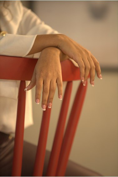 Manicure + Blindagem