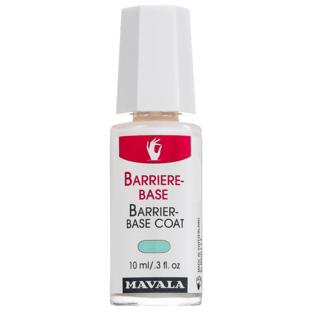 Mavala Barrier Base Coat - Base Clareadora para Unhas Sensíveis 10ml