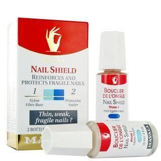Mavala Nail Shield - Fortificante para Unhas 2x10ml