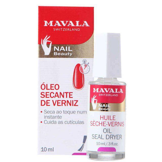 Mavala Oil Seal Dryer - Óleo Secante para Esmalte 10ml