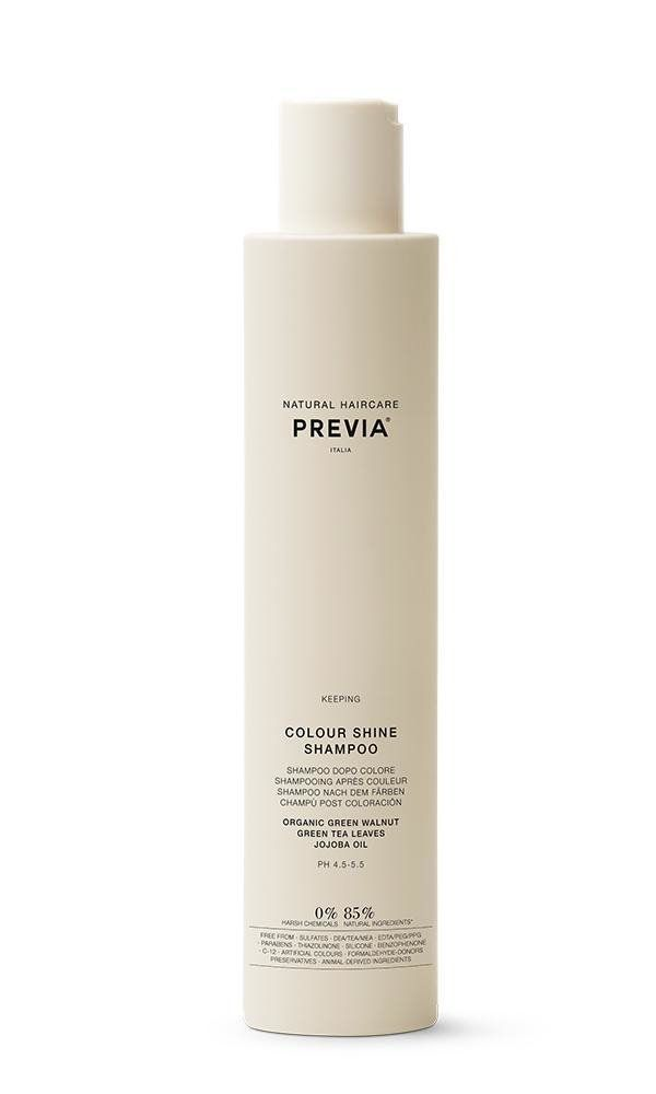 Previa Keeping Colour Shine Shampoo 250ml