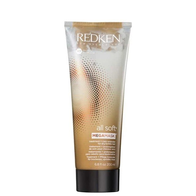 Redken All Soft Mega - Máscara Capilar 200ml