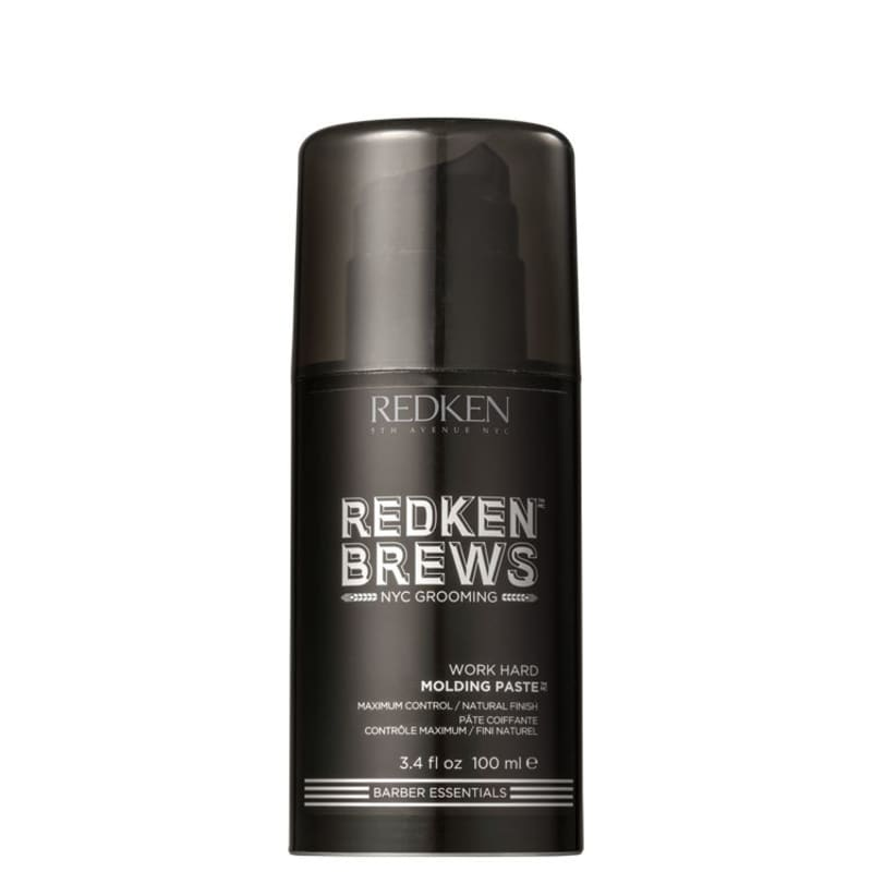 Redken Brews Work Hard - Pasta Modeladora 100ml