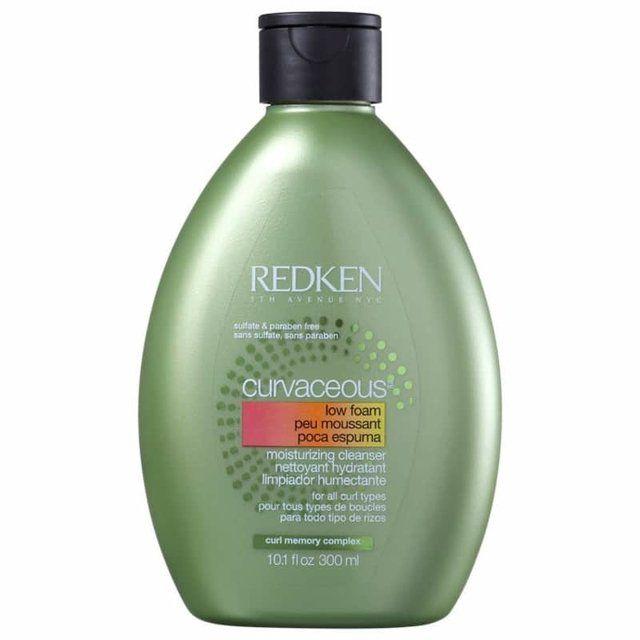 Redken Curvaceous - Shampoo sem Sulfato 300ml