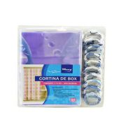CORTINA DE BOX DTB0105 1,7X1,8M