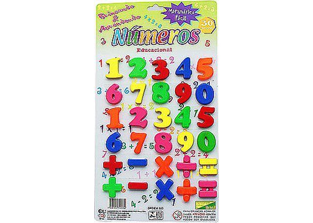 BRINCANDO APREND NUMEROS 333