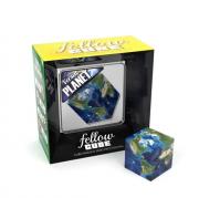 Cubo Mágico Profissional Personalizado Planeta - Cuber Brasil