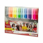 Marca-texto Youtuber Collection NEWPEN 16 unids
