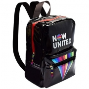 Mochila Now United preta - DAC