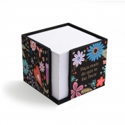 Porta-lembretes Fiore 650 folhas - Fina Ideia