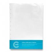 Refil Caderno Inteligente Liso Médio 120G c/30 folhas