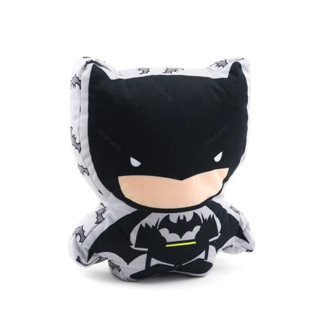Almofada Mini-Batman Microfibra - Zona Criativa
