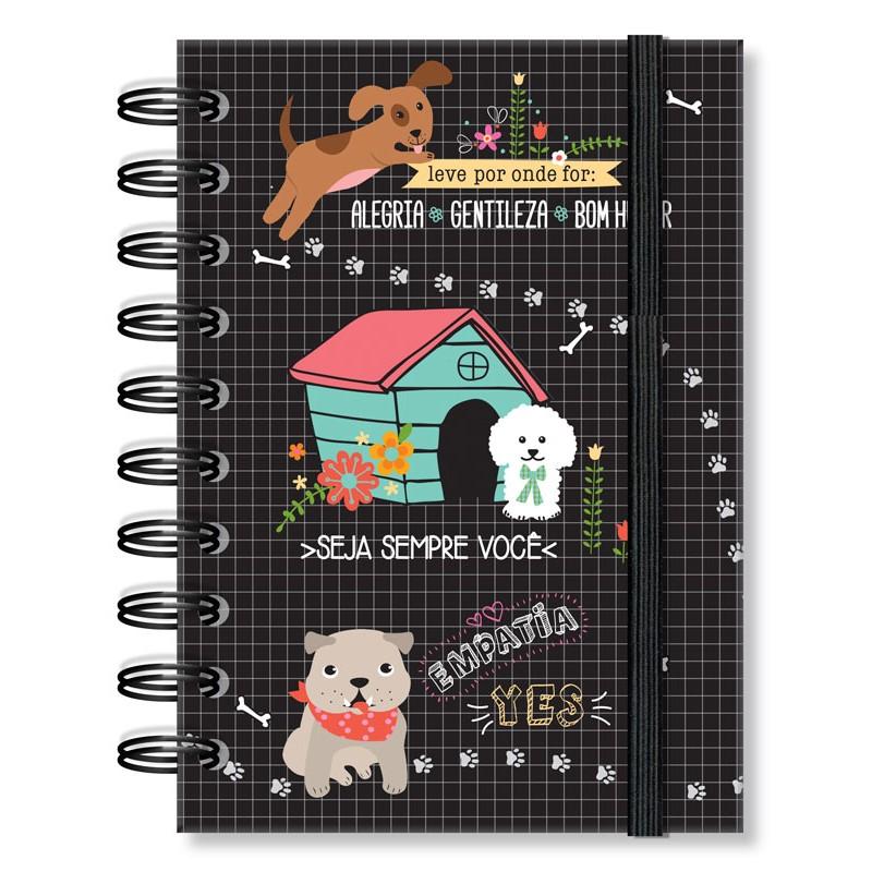 Caderneta Cachorro amigo - Final Ideia