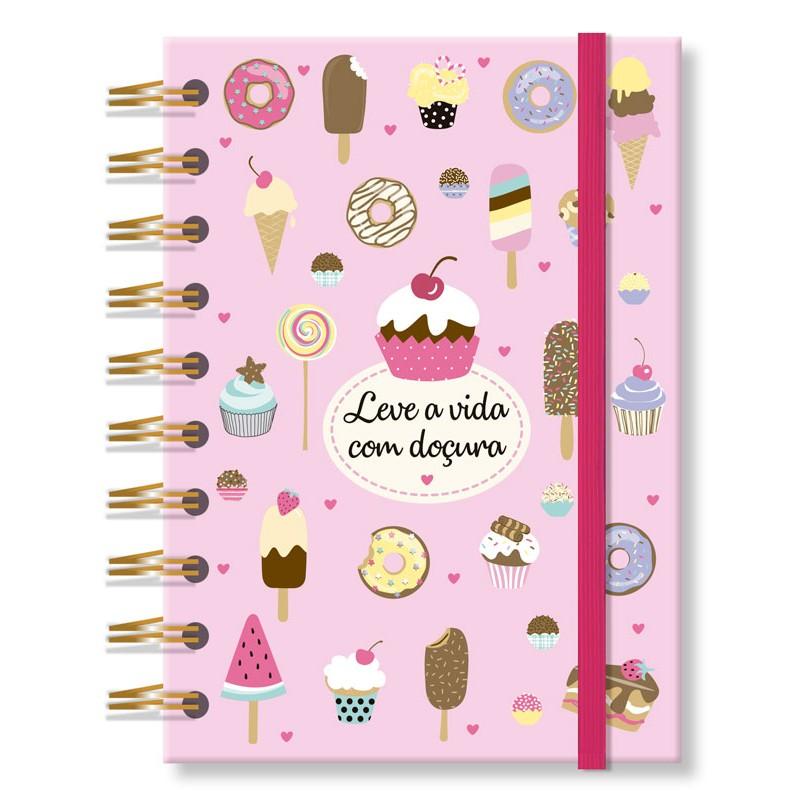 Caderneta Docinhos - Fina Ideia