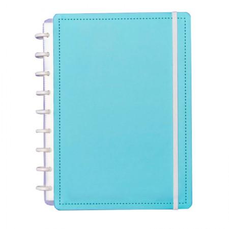Caderno inteligente Azul Celeste Médio