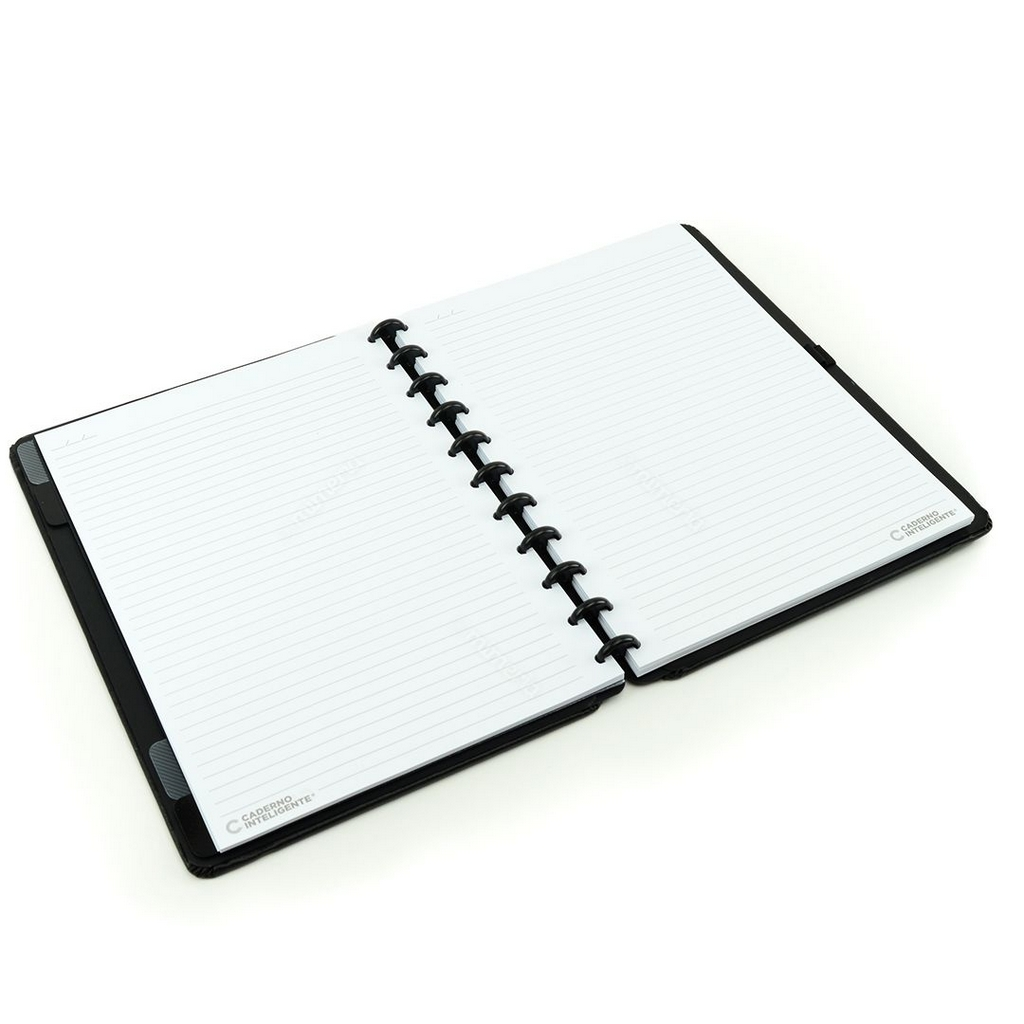 Caderno inteligente médio Basic Grey