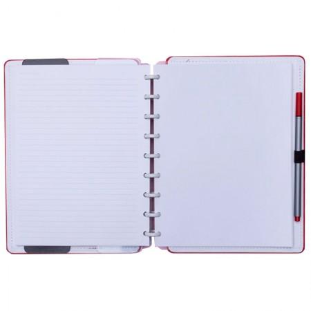 Caderno inteligente Waves Grande + Estojo Inteligente