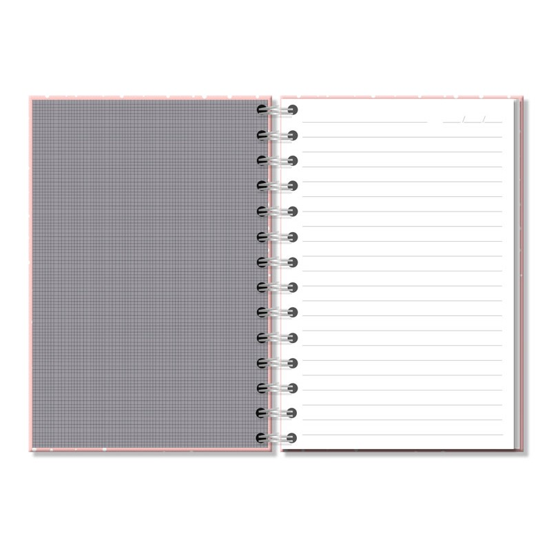 Caderno médio Acredite - Fina Ideia