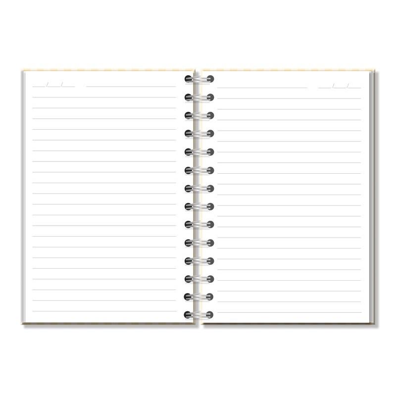 Caderno médio O seu melhor - Fina Ideia