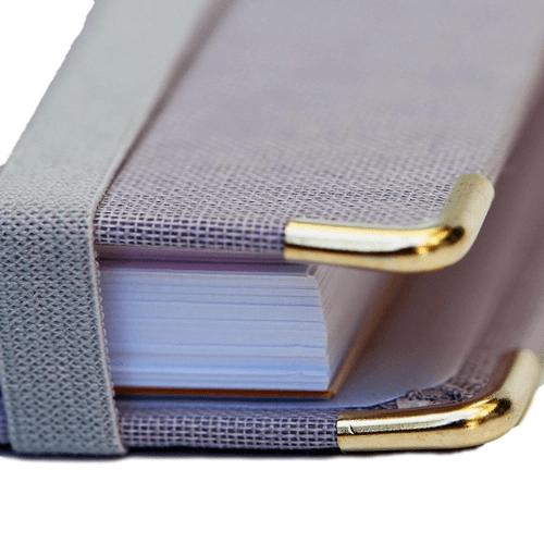 Caderno System Flex Coleção Cotton Ultra - Ótima