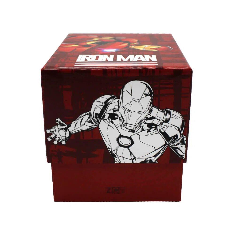 Caneca de Cerâmica 350ml Homem de Ferro Vingadores Marvel Zona Criativa