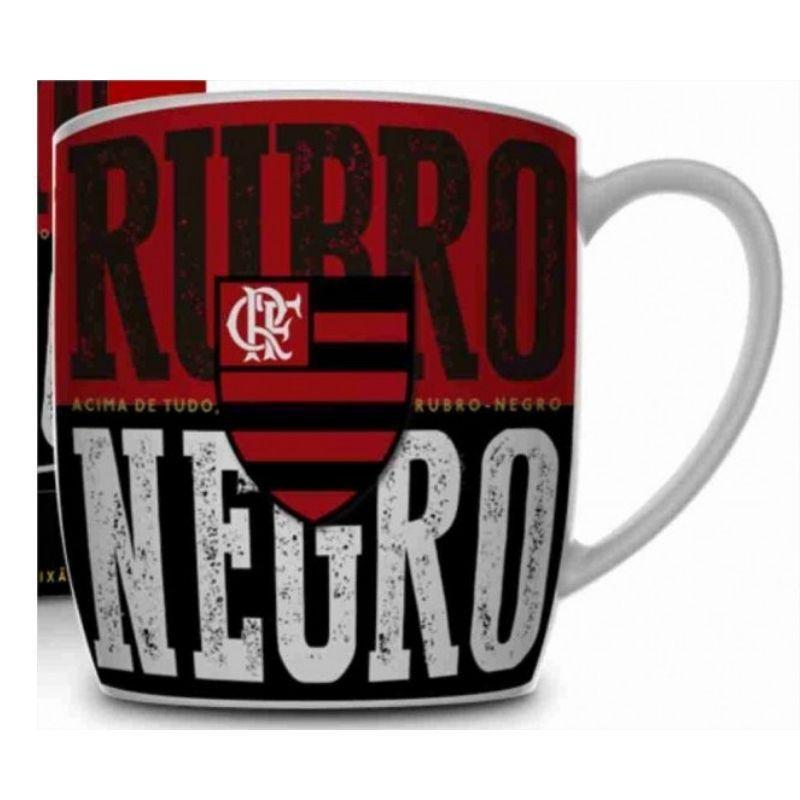 Caneca Porcelana Urban 360ML - Flamengo