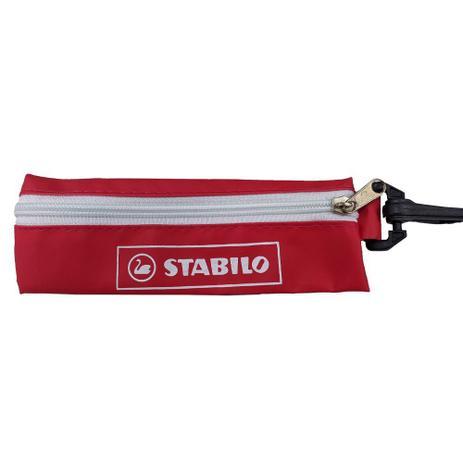 Caneta hidrográfica 40 cores 0,4mm Point 88 Fineliner + Wallet Estojo - Stabilo