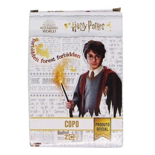 Copo Harry Potter Óculos Semi-térmico C/ Tampa 300ML Oficial