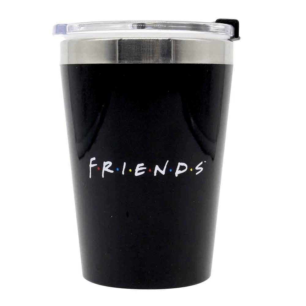 Copo viagem snap Friends Logo Friends - Zona Criativa