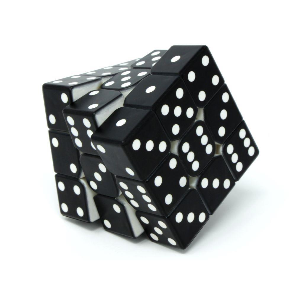 Cubo Mágico Personalizado Dado Cuber Brasil