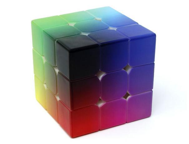 Cubo Rgb - Cubo Mágico Profissional Personalizado - Cuber Brasil