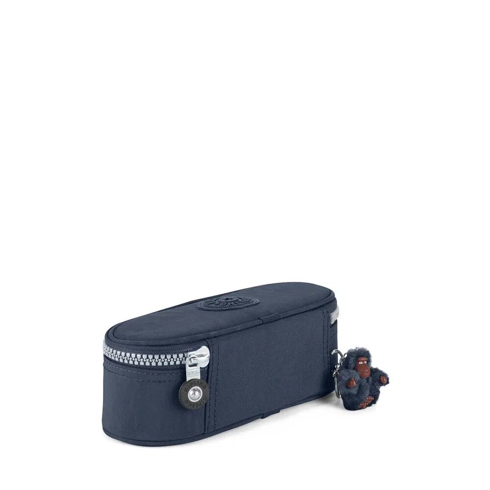 Estojo kipling duobox - azul