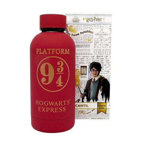 Garrafa cantil max emborrachado 9/3 4 Harry Potter - Zona Criativa