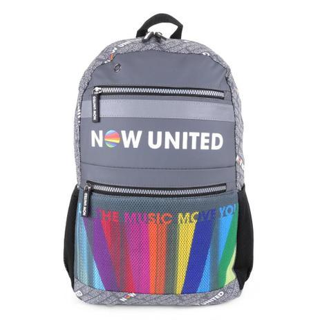 Mochila Now United Original - Clio Style