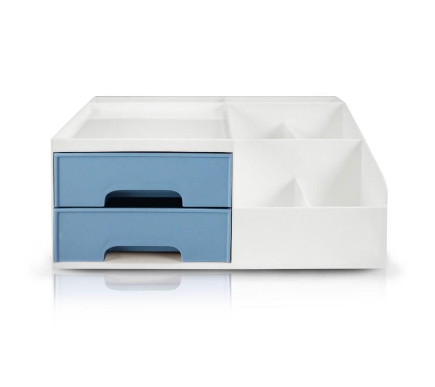 Organizador Multiuso de 2 Gavetas - Jacki Design