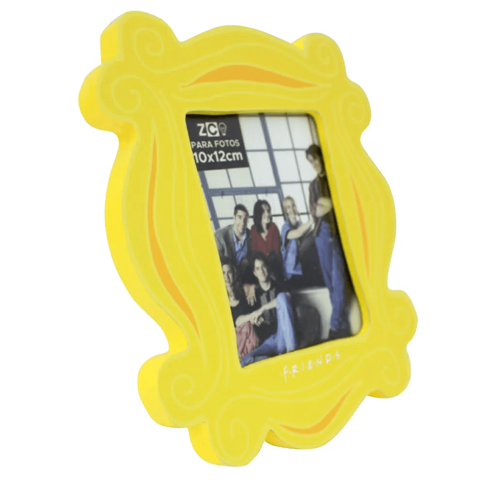 Porta Retrato Moldura Friends - Zona Criativa