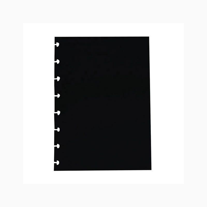 Refil Caderno Inteligente A5 Folhas Black 120G