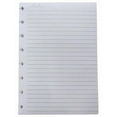 Refil Caderno Inteligente Pautado Grande 90G c/50 folhas