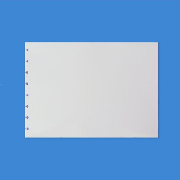Refil de Desenho Art A4 200g - Caderno Inteligente
