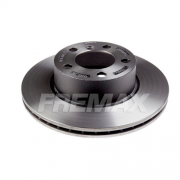 Disco de freio dianteiro ventilado - PAR - 300mm - BMW 118i, 120, 316, 320, 420