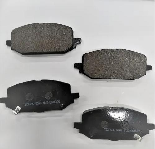 Pastilha de freio dianteira - GM Onix 1.0 2020 em diante, Onix 1.0 turbo 2020 em diante, Onix Plus 1.0 2020 em diante, Onix Plus 1.0 turbo 2020 em diante