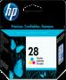 Cartucho de Tinta HP 28 tricolor- C8728AB