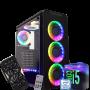 INFOHARD WAR FPS - I5 9400F / GEFORCE GTX 1650 4GB / DDR4 8GB / SSD 240GB / 500W
