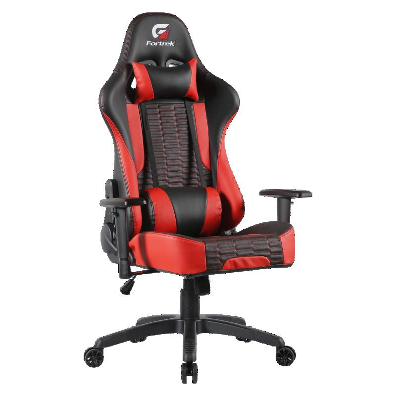 Cadeira Fortrek Cruiser Preta e Vermelha