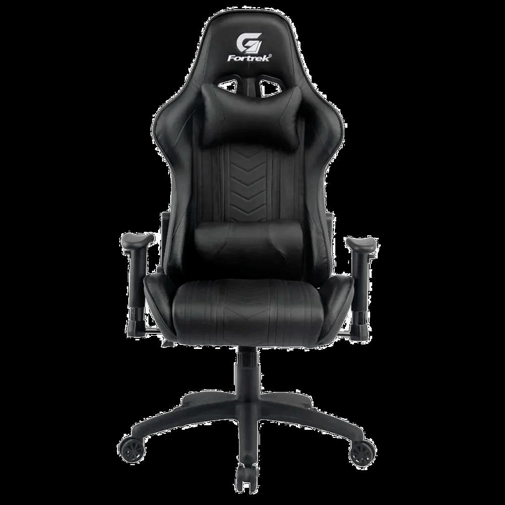 Cadeira Gamer Black Hawk, Preta - FORTREK