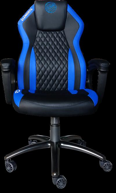 Cadeira Gamer Elements Gaming Elemental - Acqua Azul