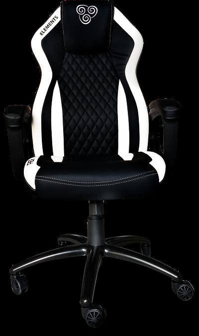 Cadeira Gamer Elements Gaming Elemental AER Branco