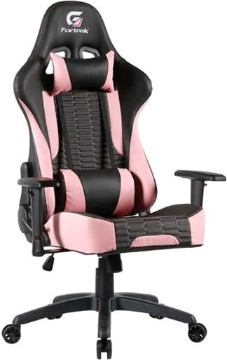 Cadeira Gamer Fortrek Cruiser Preta/Rosa - CRUISER PT/RS